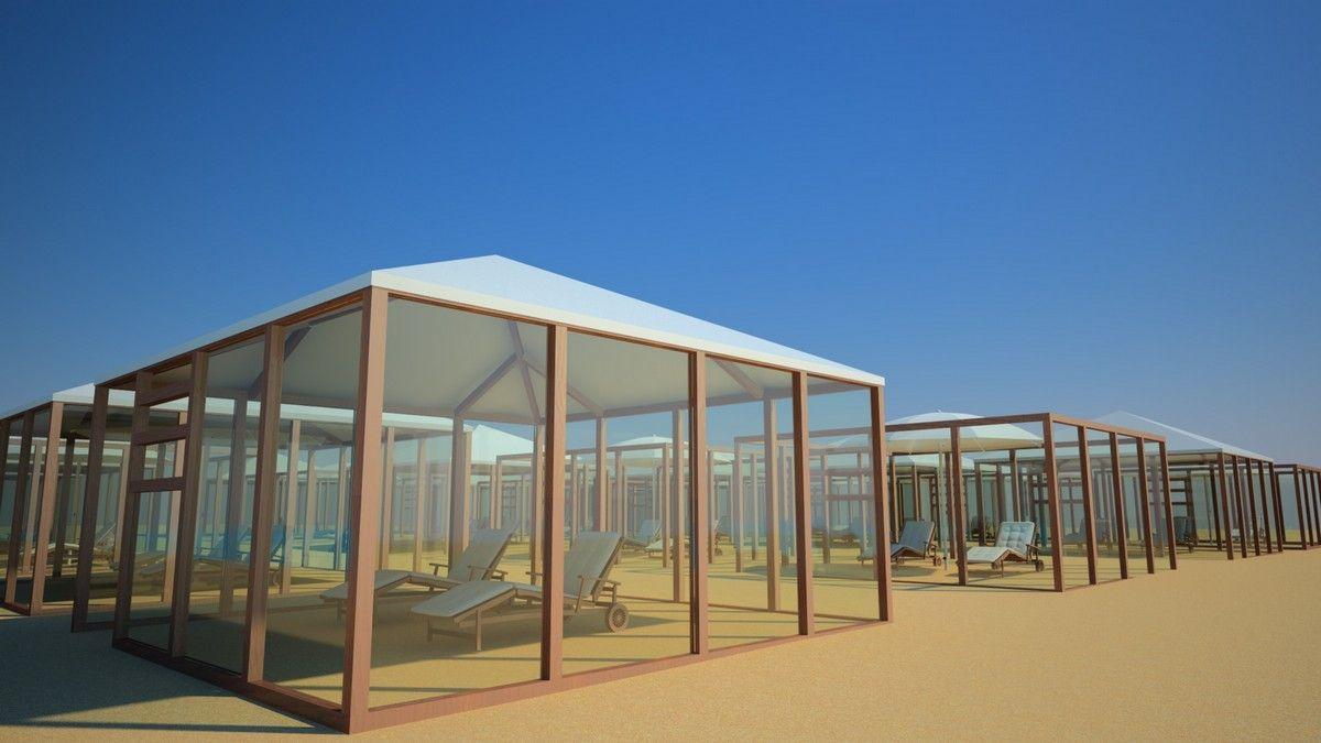 Divisori In Plexiglass Per Esterni box per spiaggia e distanziamento coronavirus 2020
