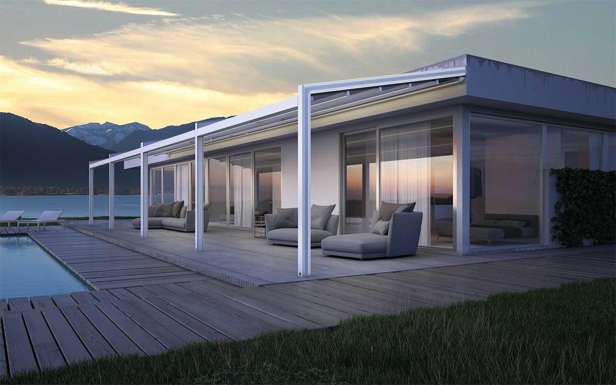 Pergolati In Legno Senza Permessi f.lli aquilani presenta le pergole ke outdoor design: vivere
